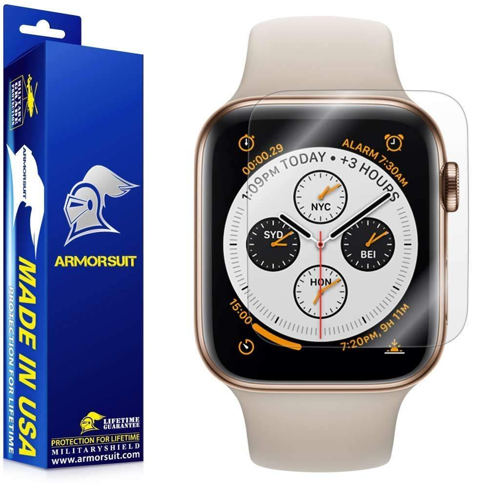 ArmorSuit - Apple Watch 44mm  Clear Screen Protector