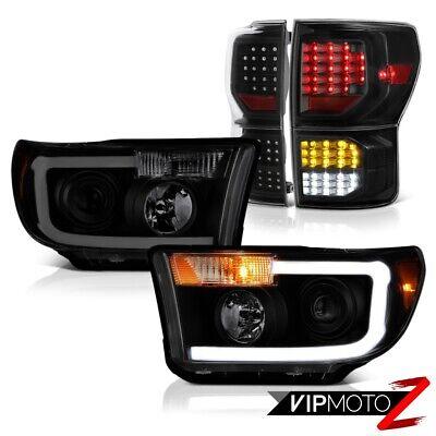 "For 07-13 Toyota Tundra SR5 Tail Brake Lights Headlamps LED SMD "" Error Free"""