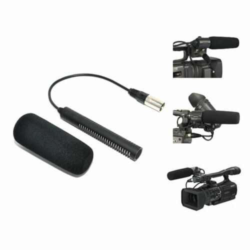 Microphone for Sony ECM-NV1 DSR-250P HVR-Z1C Panasonic AJ-MC700P HMC-173MC