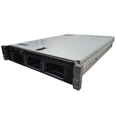 "Dell PowerEdge R710 LFF Server 8-Core 3.5"" HDD 48GB PERC6i iDRAC6 + 2 Trays"
