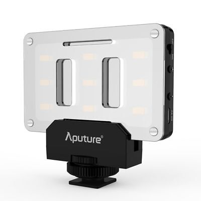 Aputure AL-M9 Mini LED de luz para la filmación de vídeo y fotografía macro