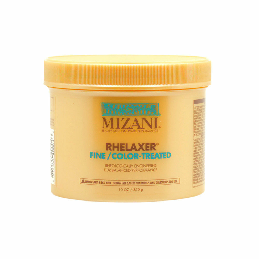 Mizani Relaxer Rhelaxer Fine Color Treated 30oz Hair Care & Styling