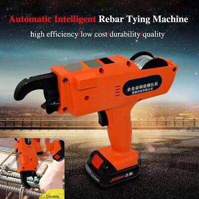 Protable Simple 13200mah Automatic Rebar Tier Tying Machine Rebar Tier Tool Kit