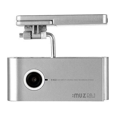 imuz DR-1 Car Video Recorder, Black Box, Dual Camera, Front and Rear, Dash