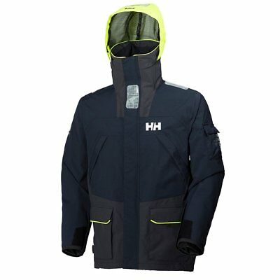 NEW $350 MENS HELLY HANSEN SKAGEN 2 SAILING JACKET