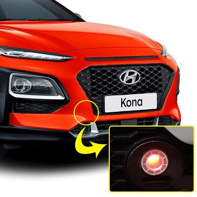 Front Grille Running Led Marker Lamp Lights Diy Kit For Hyundai 2018 Kona
