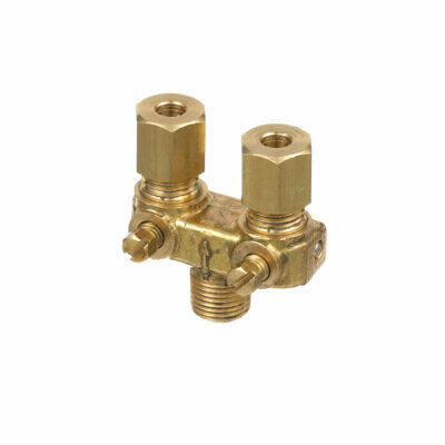 AC-121  - Dual Adjustable Pilot Valve -  1/8 x 3/16