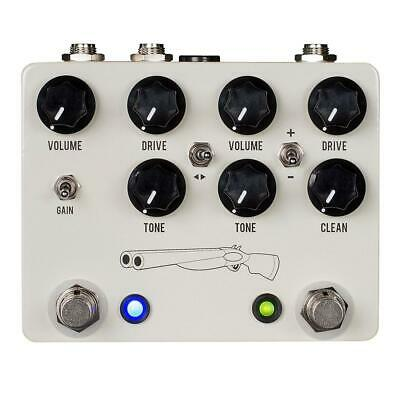JHS Pedals Double Barrel V4 Overdrive Pedal