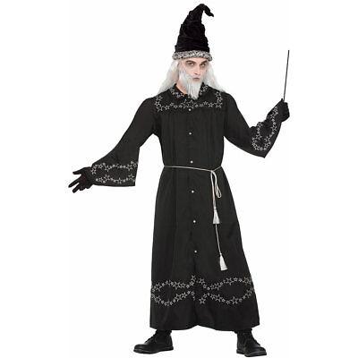 Adult Wizard Robe Halloween Costume ()