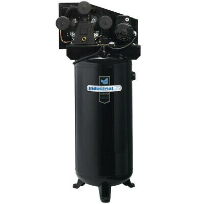 Industrial Air 4.7 Hp 230v 60 Gal Vertical Hi-flo Compressor Ila4546065 New