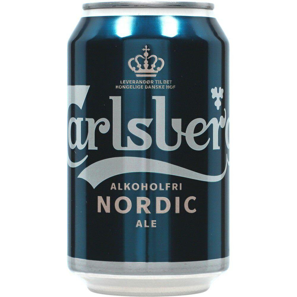 Carlsberg Nordic Ale -Alkoholfrei- 24x0,33 ltr. inkl. Pfand