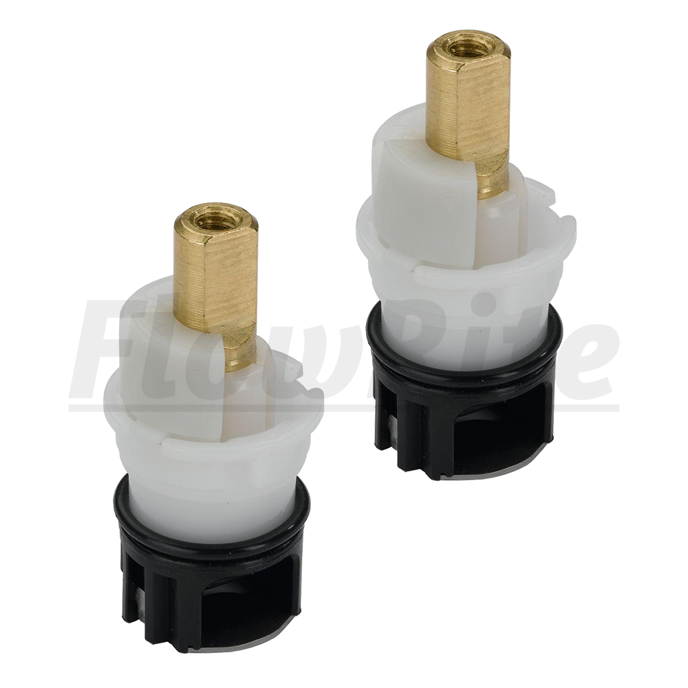 FlowRite Replacement Stem Assembly for Delta Faucet RP25513 – 2 Pack Home & Garden