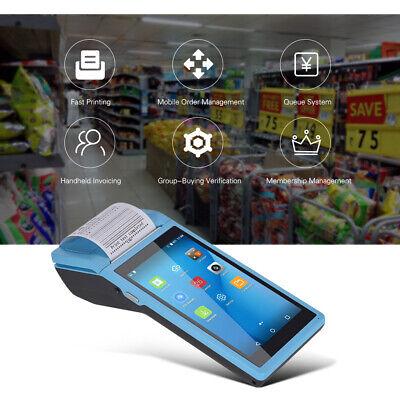 Verifone vx570//5700 Dial 12 MB Credit Card Machine Terminal Printer