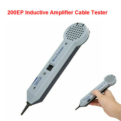 200ep Network Wire Amplifier Cable Detector Tester Finder Tone Toner Generator