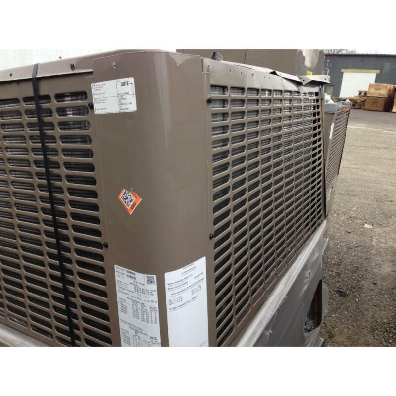 YORK PCE4B6031B 5 TON CONVERTIBLE PACKAGED AIR CONDITIONER, 14 SEER 3-PHASE (9)