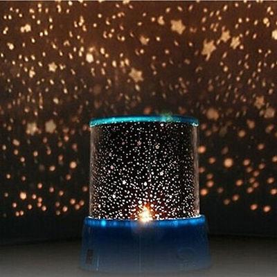 LED Starry Night Sky Projector Lamp Kids ...