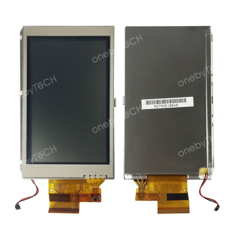 Full 4 in LCD Display Garmin Montana 650 650t 600 600t Touch Screen Digitizer
