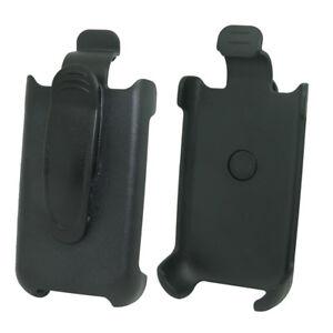 For Samsung Convoy 4 B690 Black Swivel Belt Clip Holster Case