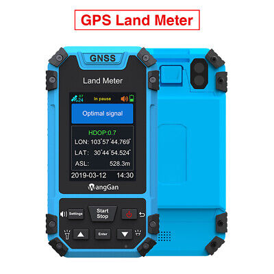 Gps Land Surveying Meter Machine Gnss Receiver Slope Distance Measurement Tool