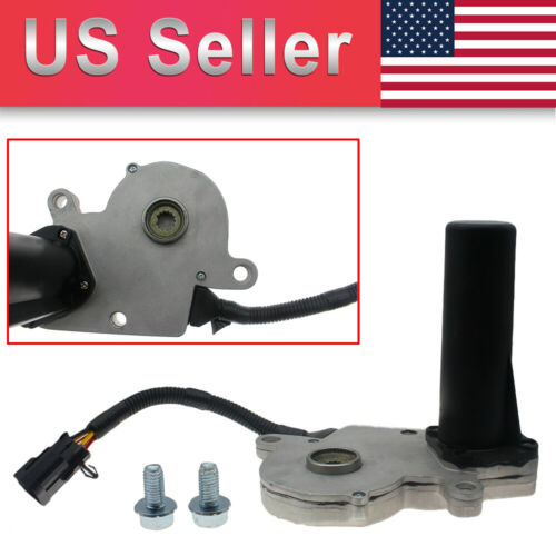 4WD Transfer Case Shift Motor Encoder for 2003-2007 Cadillac Chevy ...