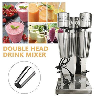 Electric Milkshake Maker Commercial Drink Mixer Milk Shake Smoothies Machine