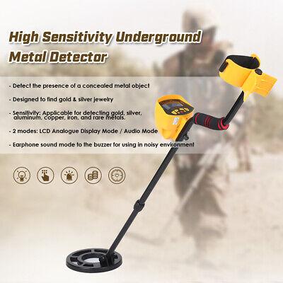 High Sensitivity High Performance Underground Metal Detector Md3010ii 1pcs C5g2