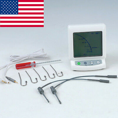 Usa Dental Apex Locator Root Canal Finder Endodontic Endo Measure Equipment Tips