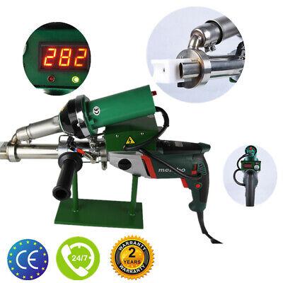 Ac220v Handheld Plastic Extrusion Welder Hot Air Extruder 5001b Brand New