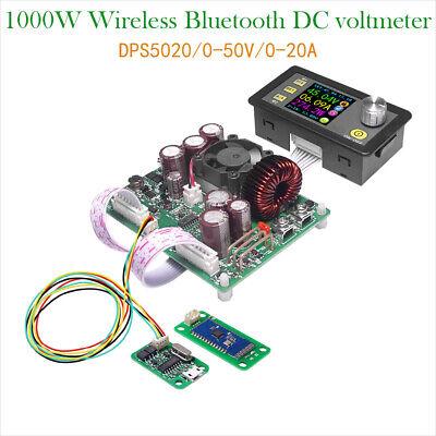 Dps5020 Adjustable Step-down Regulated Lcd Digital Power Supply Usb Bt