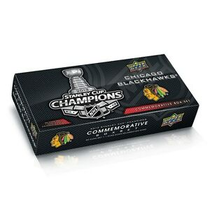 CHICAGO BLACKHAWKS ... 2013 UPPER DECK .. STANLEY CUP CHAMPS set