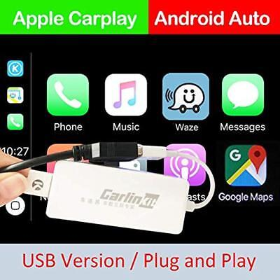 Carplay USB Dongle for WinCE Apple iPhone Android Car Auto Navigation Player 5V@