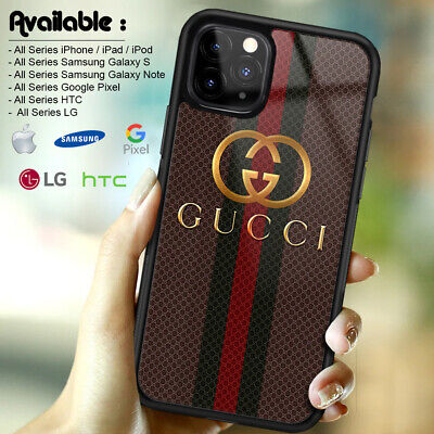Case iPhone 6s X XR XS Guccy64RCases 11 Pro Max/Samsung Galaxy S20 S10Elegant