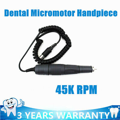 45k Rpm Electric Micro Motor Handpiece For Dental Lab Marathon Polishing Machine