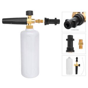 Adjustable Snow Foam Lance Cannon for Karcher K2-K7 Series Pressure Washer Gun