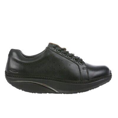 Nafasi 2 Lace up M black nappa MBT Schuhe