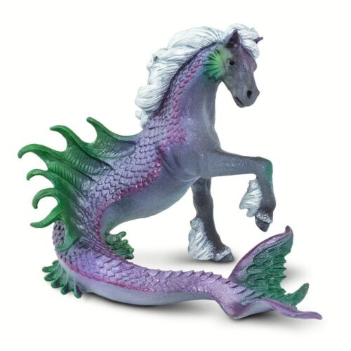 Merhorse of Greek Mythology 100318 ~ Ships Free/USA w/$25+SAFARI, LTD. Figurines