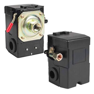 Save Power Air Compressor Pump Pressure Control Switch Valve 90-120psi 1 Port F