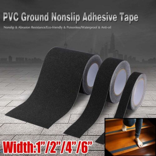 60′ Roll Safety Non Skid Tape Anti Slip Tape Sticker Grip
