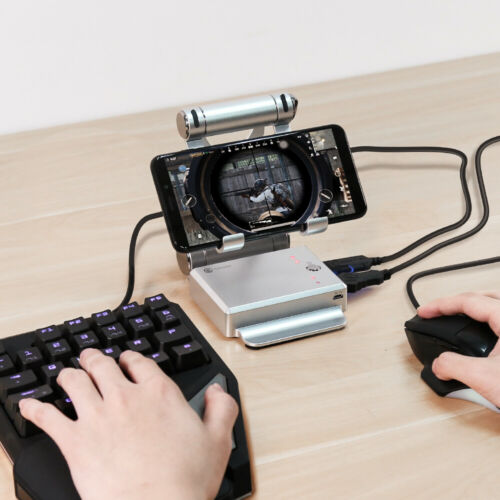 GameSir X1 BattleDock Bracket Keyboard And Mouse Converter F