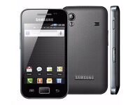 Samsung Galaxy Ace GT-S5830i Smartphone - £35 Only! - Unlocked for any Sim - Android - Black - New!