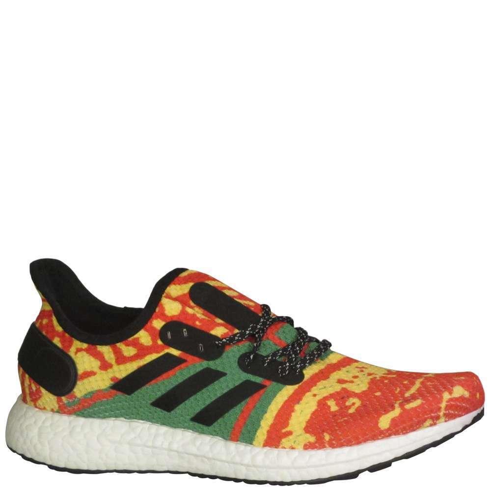 Adidas AM4LA Adicon Men's [ White/Core Black/Solar Red ] Running - MF35725
