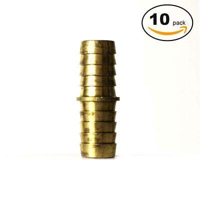 PrimeX 81868 2760-T 5/8 Hose Barb Splicer - 10/Pack
