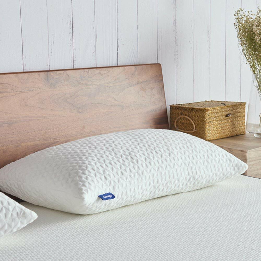 Sweetnight Pillows for Sleeping, Adjustable Loft & Neck Pain