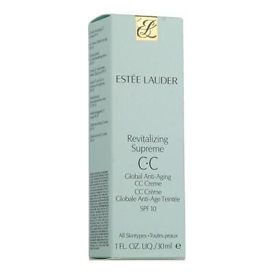 Estée Lauder Revitalizing Supreme - Global Anti-Aging CC Creme SPF 10 30ml