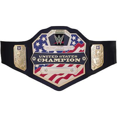 WWE Mattel United States Champion Gürtel AUF LAGER ORIGINAL TOY BELT US