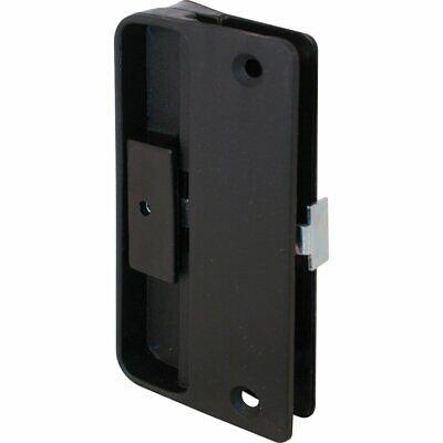 Prime-Line A 151 Sliding Screen Door Latch and Pull Black Replacement Hardware (Screen Door Latch)