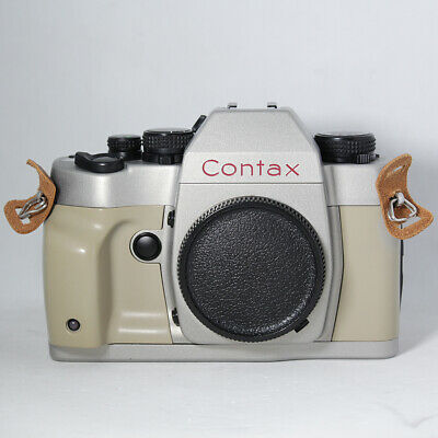 CONTAX RX 2000 Years Anniversary Model Film Camera [Mint]