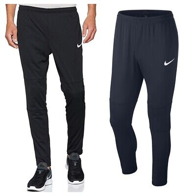 Nike Mens Tech Track Pant Black Navy Tracksuit Bottoms Training Fit Size S-XXL
