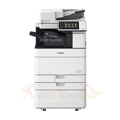 Canon Imagerunner Advance C5535i Color Copier Printer Scan Network 35ppm Tabloid