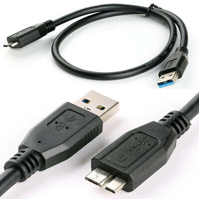 For WD Elements Portable Hard Drive USB 3.0 Data Cable Cord Wire...